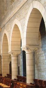 Arches in Chapel